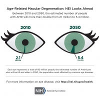 Age Related Macular Degeneration - helpful tips and resources