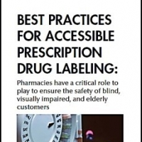 National Council on Disability Issues Brochure on Prescription Drug Labeling
